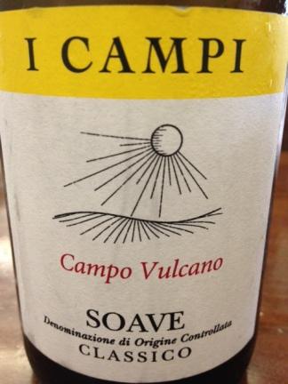 Soave Classico Campo Vulcano 2014 - I Campi