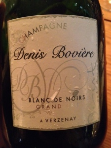 Champagne Blanc de Noirs Grand Cru - Denis Bovière