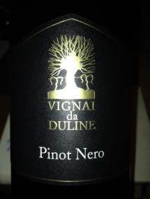 """COF Pinot Nero """"Ronco Pitotti"""" 2012 - Vignai da Duline"""