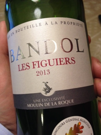 "Bandol ""Les Figuiers"" 2013 - Moulin de la Roque"