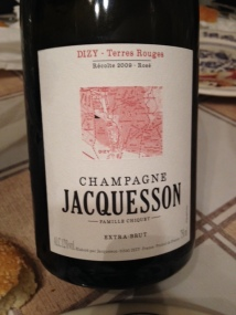 Champagne Dizy Terre Rouges rosé 2009 - Jacquesson