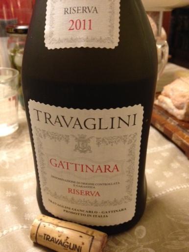 Gattinara Riserva 2011 - Travaglini