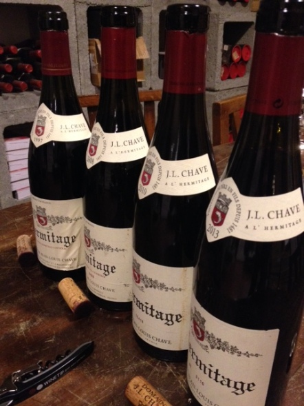 Hermitage Rouge di Jean Louis Chave