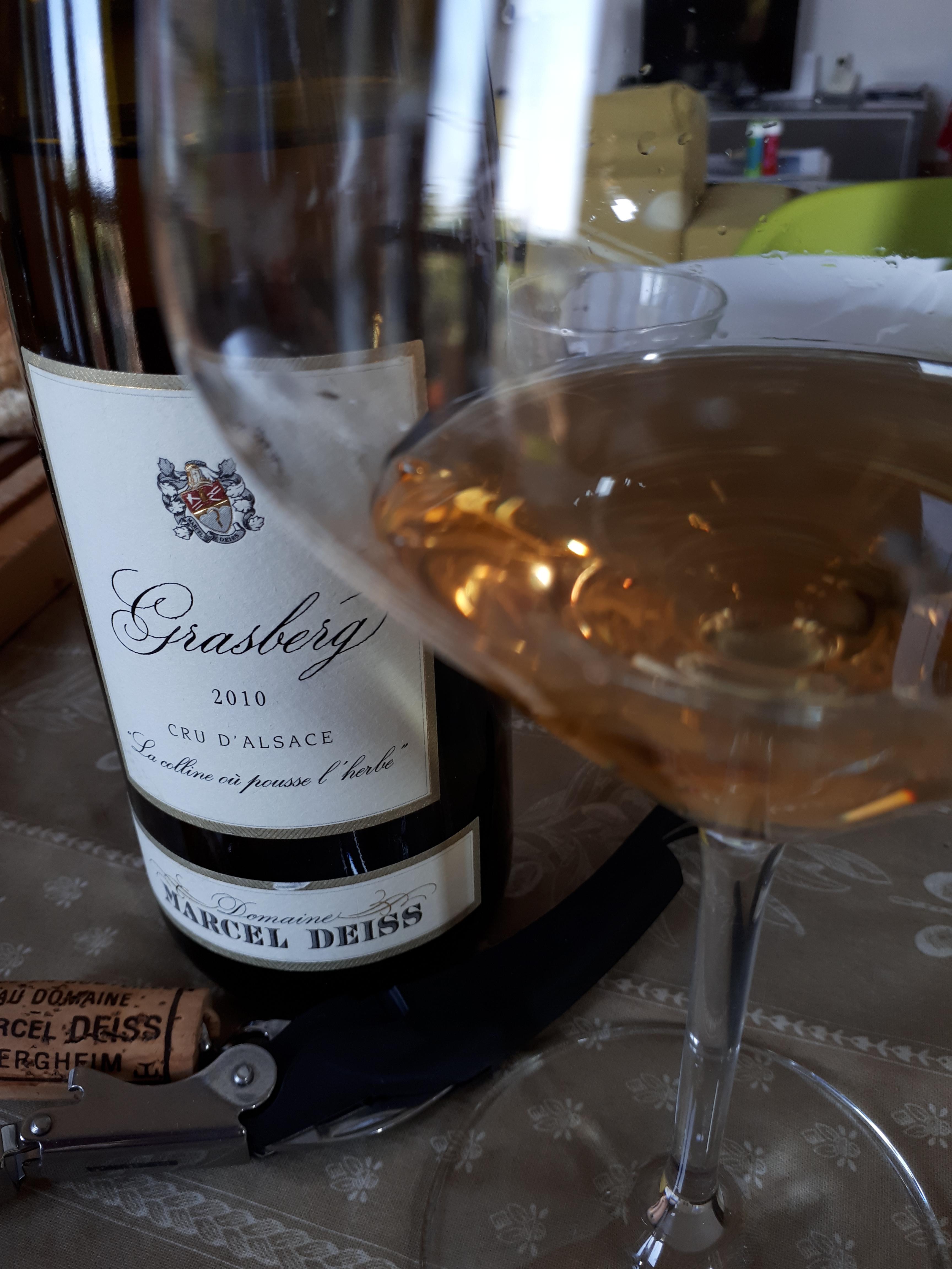 Alsace Grasberg 2010 - Marcel Deiss