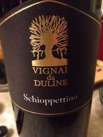 """Schioppettino """"La Duline"""" 2015 - Vignai da Duline"""