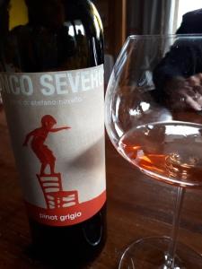 Pinot Grigio 2015 - Ronco Severo
