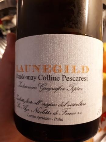 Chardonnay Colline Pescaresi IGT