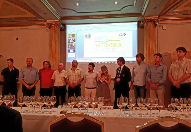 Mare e Vitovska: produttori del Carso all'evento AIS Milano