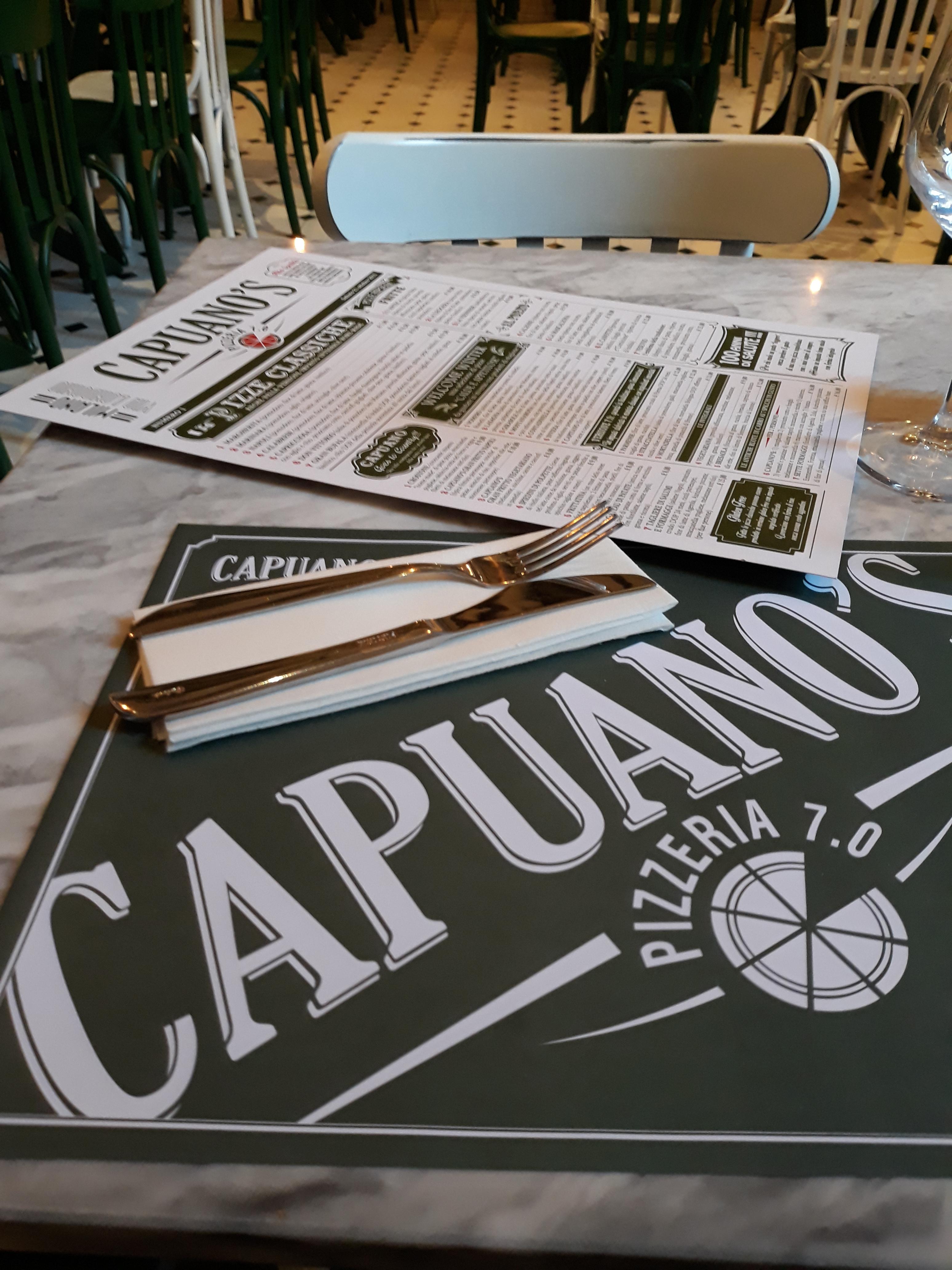 Pizzeria Capuano's