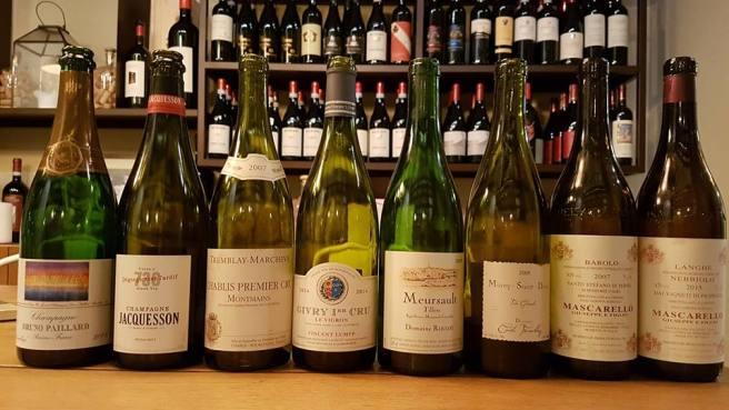 Champagne, Pinot Noir e Nebbiolo