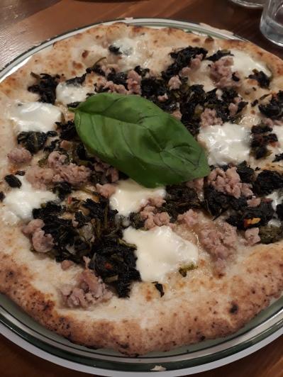 Pizzium: pizza Campania
