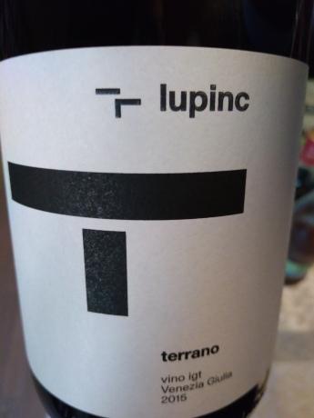 Terrano 2015 - Lupinc
