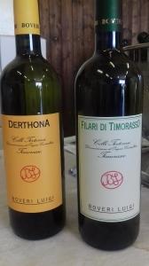 I vini di Luigi Boveri