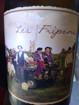 Les Fripons 2014 - Gilles Berlioz