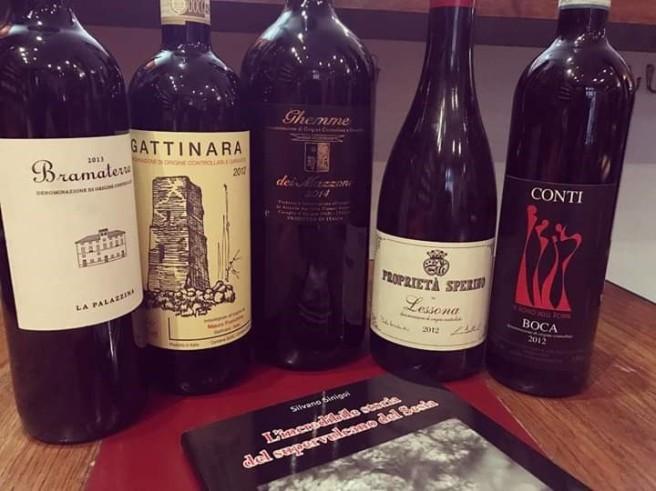 Alto Piemonte: i 5 vini degustati