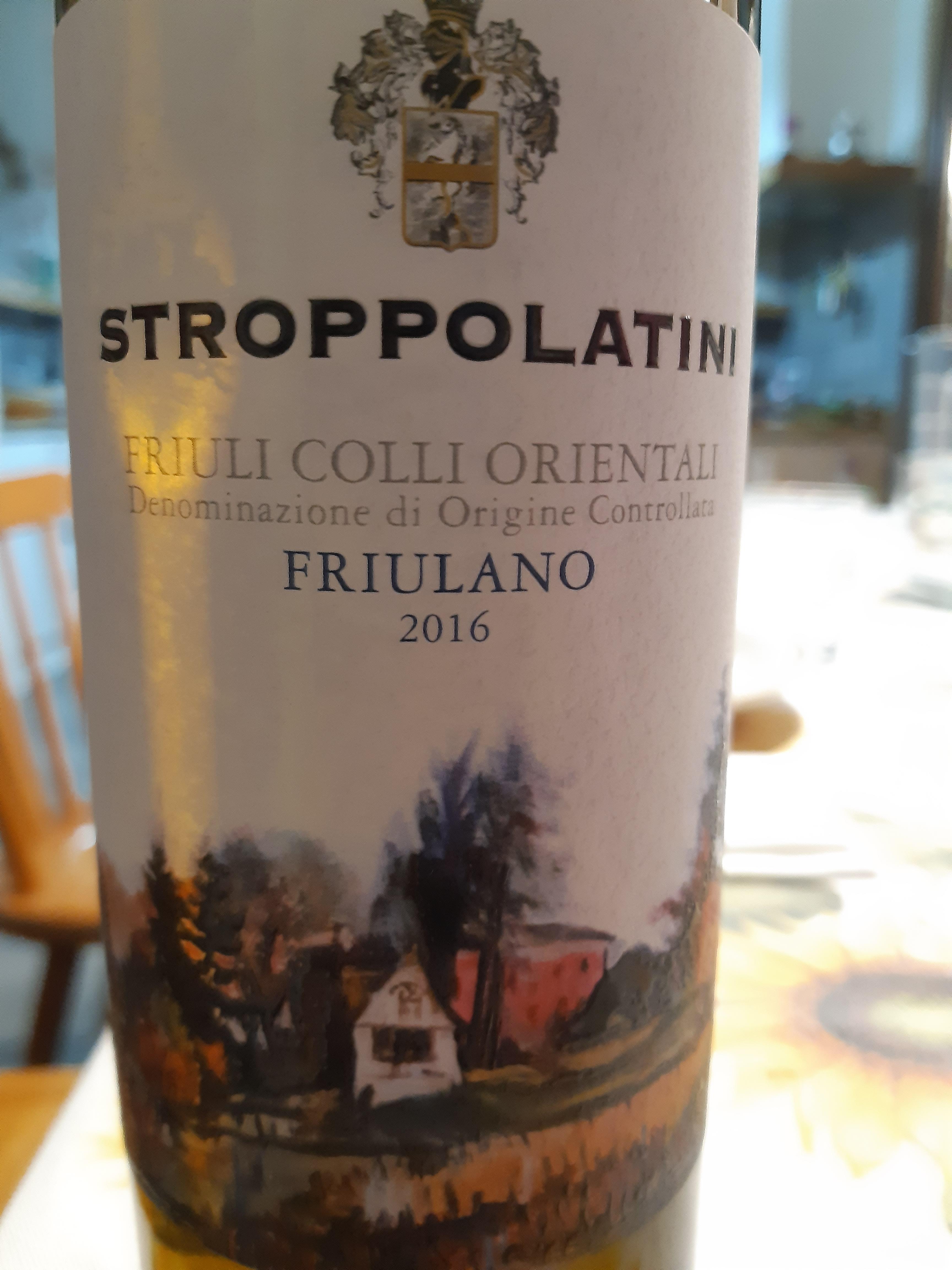 Friulano 2016